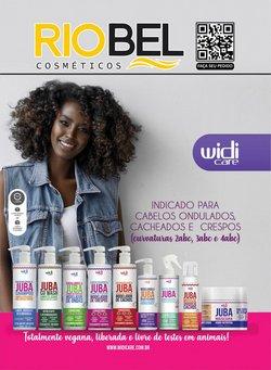 Ofertas de Perfumarias e Beleza no catálogo Rio Bel Cosméticos (  17 dias mais)