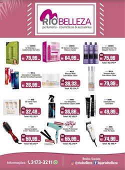 Ofertas de Perfumarias e Beleza no catálogo Rio Bel Cosméticos (  3 dias mais)