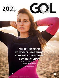 Ofertas Viagens, Turismo e Lazer no catálogo Gol em Fortaleza ( 14 dias mais )