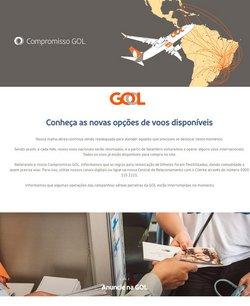 Ofertas Viagens, Turismo e Lazer no catálogo Gol em Uberaba ( 6 dias mais )