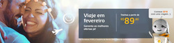 Promoção de Gol no folheto de São Paulo