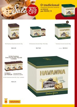 Ofertas Restaurantes no catálogo Havanna em Santo André ( 3 dias mais )