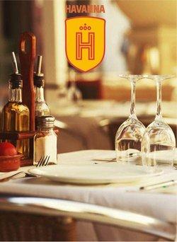 Ofertas de Havanna no catálogo Havanna (  Vencido)