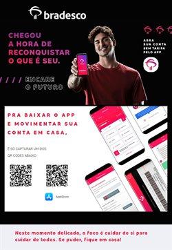 Ofertas Bancos e Serviços no catálogo Bradesco em Belo Horizonte ( Mais de um mês )