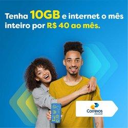 Ofertas Bancos e Serviços no catálogo Correios em Caruaru ( Publicado ontem )