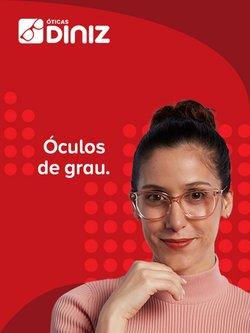 Ofertas de Óticas no catálogo Óticas Diniz (  Vence hoje)