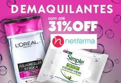 Promoção de Netfarma no folheto de Maceió