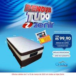 Catálogo Zenir ( Publicado hoje )