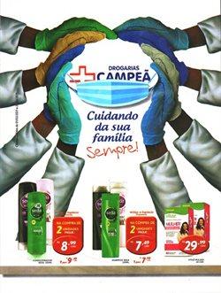 Catálogo Drogarias Campeã ( 3 dias mais )
