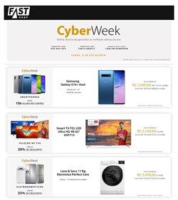 Ofertas Tecnologia e Eletrônicos no catálogo Fast Shop em Parnamirim ( Vence hoje )