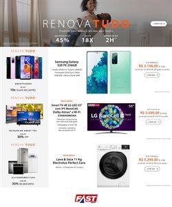 Ofertas Tecnologia e Eletrônicos no catálogo Fast Shop em Mogi das Cruzes ( Publicado ontem )