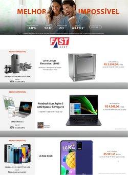 Catálogo Fast Shop (  3 dias mais)