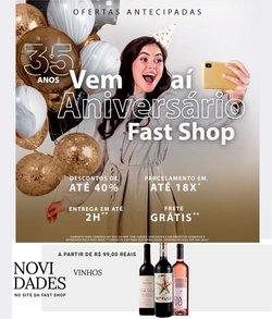 Ofertas de Tecnologia e Eletrônicos no catálogo Fast Shop (  2 dias mais)