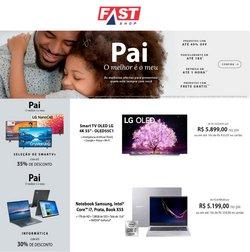 Catálogo Fast Shop (  Publicado hoje)
