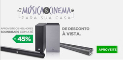 Promoção de Fast Shop no folheto de Porto Alegre