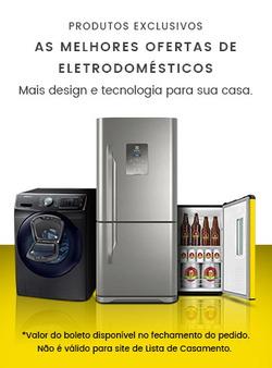 Promoção de Fast Shop no folheto de São Paulo