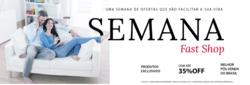 Promoção de Informática e eletrônicos no folheto de Fast Shop em Recife