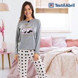 Ofertas de Textil Abril no catálogo Textil Abril (  21 dias mais)