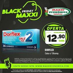 Catálogo Maxxi Econômica Farmácias ( Válido até amanhã )