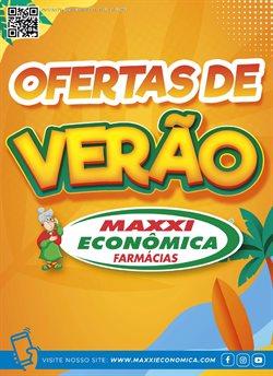 Ofertas Farmácias e Drogarias no catálogo Maxxi Econômica Farmácias em Cachoeirinha ( 6 dias mais )