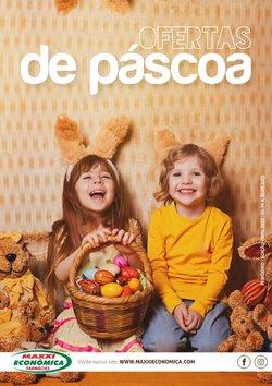 Ofertas de Páscoa no catálogo Maxxi Econômica Farmácias (  16 dias mais)