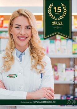 Catálogo Maxxi Econômica Farmácias (  7 dias mais)