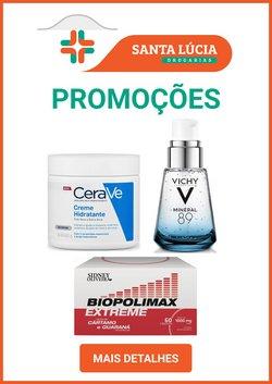 Ofertas de Farmácia Santa Lúcia no catálogo Farmácia Santa Lúcia (  29 dias mais)