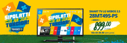 Promoção de Sipolatti no folheto de Vila Velha