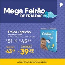 Ofertas Farmácias e Drogarias no catálogo Farma Ponte em Mauá ( Publicado a 2 dias )