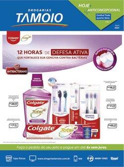 Ofertas de Páscoa no catálogo Drogarias Tamoio (  16 dias mais)