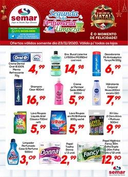 Catálogo Semar Supermercado em Guarulhos ( Vence hoje )
