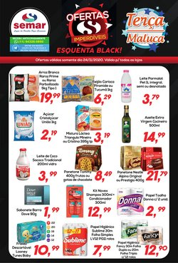 Catálogo Semar Supermercado em Mauá ( Vence hoje )