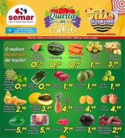 Catálogo Semar Supermercado em Taubaté ( Vence hoje )