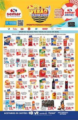 Ofertas Supermercados no catálogo Semar Supermercado em Mogi das Cruzes ( Publicado a 2 dias )