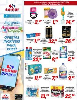 Catálogo Semar Supermercado ( Vencido )