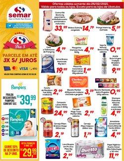 Catálogo Semar Supermercado ( 3 dias mais )