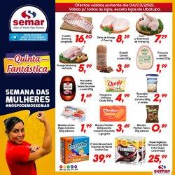 Ofertas Supermercados no catálogo Semar Supermercado em Mauá ( 3 dias mais )