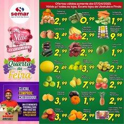 Catálogo Semar Supermercado em São José dos Campos ( Vencido )