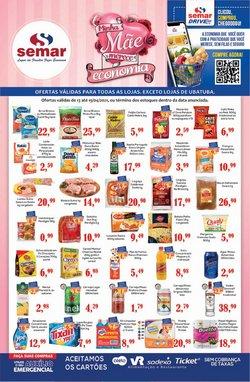 Catálogo Semar Supermercado em Taubaté ( Publicado ontem )