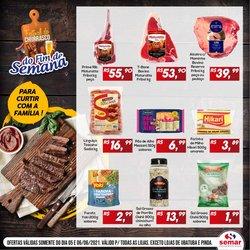 Ofertas de Semar Supermercado no catálogo Semar Supermercado (  Vencido)