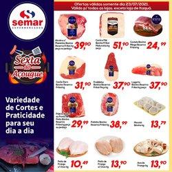 Ofertas de Semar Supermercado no catálogo Semar Supermercado (  Vence hoje)
