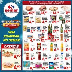 Catálogo Semar Supermercado (  Publicado ontem)