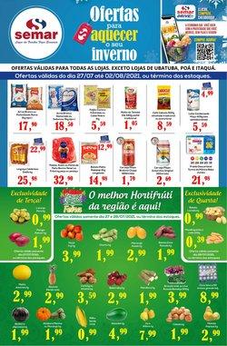 Ofertas de Supermercados no catálogo Semar Supermercado (  3 dias mais)