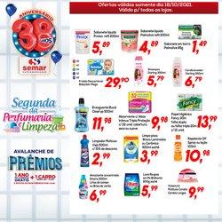 Ofertas de Semar Supermercado no catálogo Semar Supermercado (  Publicado ontem)