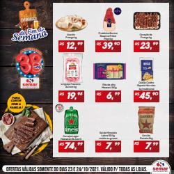 Ofertas de Semar Supermercado no catálogo Semar Supermercado (  Válido até amanhã)
