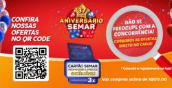 Cupom Semar Supermercado em Mauá ( 6 dias mais )