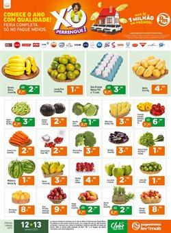 Catálogo Supermercados Pague Menos ( Vencido )