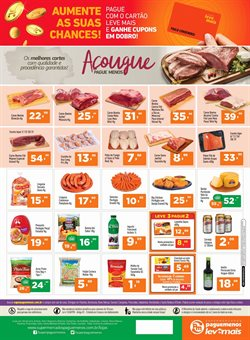 Catálogo Supermercados Pague Menos ( Vence hoje )