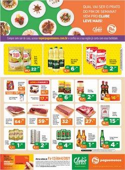 Catálogo Supermercados Pague Menos ( 2 dias mais )