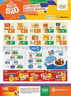 Ofertas de Supermercados Pague Menos no catálogo Supermercados Pague Menos (  8 dias mais)